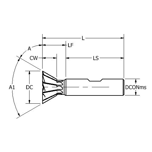 1 Arbor Hole HSS Uncoated Coating 72 Teeth KEO Milling 14786 Screw Slotting Saw 1470 Style 2-3//4 Cutting Diameter 0.045 Width
