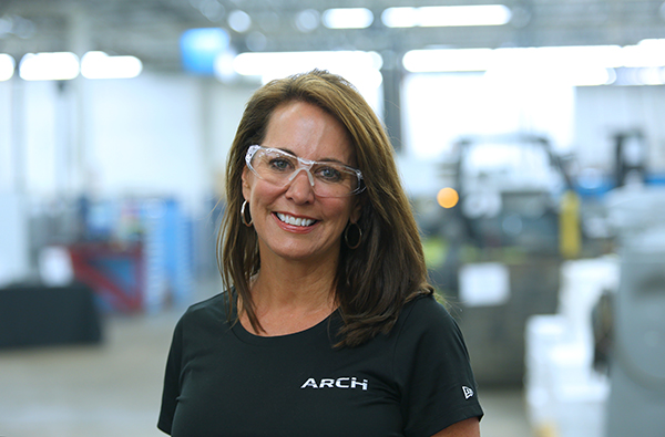 Picture of Lori Lorant in our ARCH Minneapolis Facility
